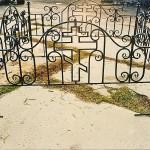 Ритуальные ограды – фото 2 | Кузнечная артель «Левша»