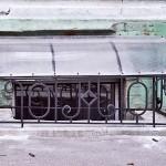 Козырьки, навесы и приямки – фото 20 | Кузнечная артель «Левша»