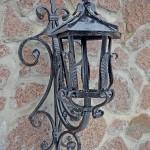 Люстры, бра, фонари – фото 1 | Кузнечная артель «Левша»