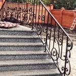 Лестницы и перила – фото 13 | Кузнечная артель «Левша»