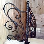 Лестницы и перила – фото 14 | Кузнечная артель «Левша»