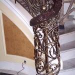 Лестницы и перила – фото 15 | Кузнечная артель «Левша»