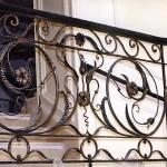 Лестницы и перила – фото 16 | Кузнечная артель «Левша»