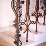 Лестницы и перила – фото 17 | Кузнечная артель «Левша»