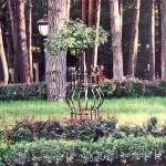 Перголы, цветочницы – фото 17 | Кузнечная артель «Левша»