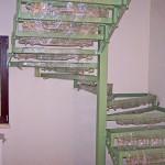 Лестницы и перила – фото 11 | Кузнечная артель «Левша»