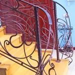 Лестницы и перила – фото 10 | Кузнечная артель «Левша»