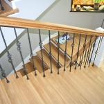 Лестницы и перила – фото 12 | Кузнечная артель «Левша»