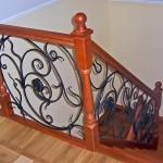 Лестницы и перила – фото 8 | Кузнечная артель «Левша»