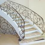 Лестницы и перила – фото 7 | Кузнечная артель «Левша»