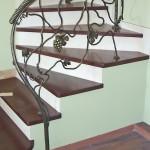 Лестницы и перила – фото 6 | Кузнечная артель «Левша»