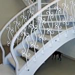 Лестницы и перила – фото 5 | Кузнечная артель «Левша»