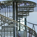Лестницы и перила – фото 4 | Кузнечная артель «Левша»