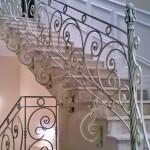 Лестницы и перила – фото 3 | Кузнечная артель «Левша»