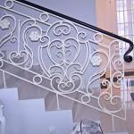 Лестницы и перила – фото 2 | Кузнечная артель «Левша»