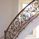 Лестницы и перила – фото 19 | Кузнечная артель «Левша»