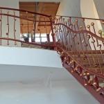 Лестницы и перила – фото 20 | Кузнечная артель «Левша»