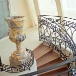 Лестницы и перила – фото 21 | Кузнечная артель «Левша»
