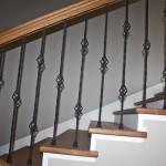 Лестницы и перила – фото 22 | Кузнечная артель «Левша»