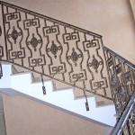 Лестницы и перила – фото 23 | Кузнечная артель «Левша»
