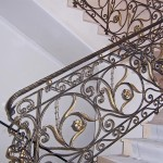Лестницы и перила – фото 25 | Кузнечная артель «Левша»
