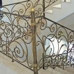 Лестницы и перила – фото 27 | Кузнечная артель «Левша»