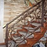 Лестницы и перила – фото 30 | Кузнечная артель «Левша»