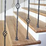 Лестницы и перила – фото 31 | Кузнечная артель «Левша»
