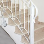 Лестницы и перила – фото 32 | Кузнечная артель «Левша»