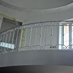 Лестницы и перила – фото 33 | Кузнечная артель «Левша»