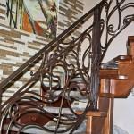 Лестницы и перила – фото 35 | Кузнечная артель «Левша»