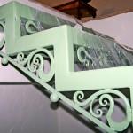 Лестницы и перила – фото 36 | Кузнечная артель «Левша»