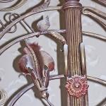 Лестницы и перила – фото 37 | Кузнечная артель «Левша»