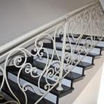 Лестницы и перила – фото 38 | Кузнечная артель «Левша»
