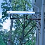 Козырьки, навесы и приямки – фото 3 | Кузнечная артель «Левша»
